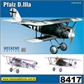 Pfalz D.IIIa - Weekend Edition Eduard - 1/48
