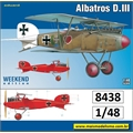 Albatros D.III - Weekend Edition Eduard - 1/48
