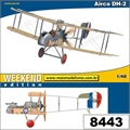 Airco DH-2 - Weekend Edition Eduard - 1/48