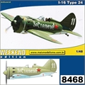 Polikarpov I-16 type 24 - Weekend Edition Eduard - 1/48