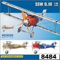 SSW D. III - Weekend Edition Eduard - 1/48