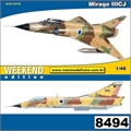 Mirage III CJ - Weekend Edition Eduard - 1/48