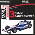 INDY - Penske HELIO CASTRONEVES - Greenlight - 1/64