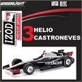 INDY - Penske HELIO CASTRONEVES Hitachi no.3 - 1/64