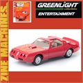 1979 - PONTIAC FIREBIRD T/A - Greenlight Zine Machines - 1/64