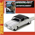 1965 - CHEVROLET CHEVELLE - Greenlight Zine Machines - 1/64