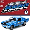 RR - 1968 FORD MUSTANG - Greenlight - 1/64