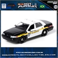 HP 10 - 2011 Ford Crown Victoria WICHITA - KANSAS - Greenlight - 1/64