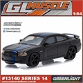 GLMUSCLE 14 - 2011 MOPAR Charger - Greenlight - 1/64