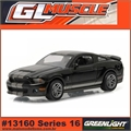 GLMUSCLE 16 - 2010 Ford SHELBY GT-500 - Greenlight - 1/64