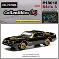 C64 - 1977 Pontiac Trans Am - California - 1/64