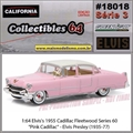 C64 - 1955 Cadillac Fleetwood Series 60 - California - 1/64