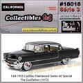C64 - 1955 Cadillac Fleetwood Series 60 Special - California - 1/64
