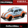 C64 - VW Fusca GULF OIL no.54 - 1/64