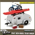 1947 - Trailer KEN-SKILL Tear Drop - Greenlight - 1/24
