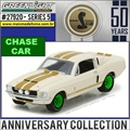 1967 - Ford Shleby GT-500 50th Anniversary Edition CHASE CAR - Greenlight - 1/64