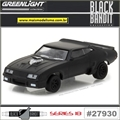 BLACK BANDIT 18 - 1973 Ford Falcon XB - Greenlight - 1/64