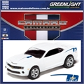 CAMARO - 2012 CHEVROLET COPO CAMARO - Greenlight - 1/64