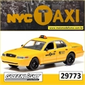 Ford Crown Victoria NYC Taxi - Greenlight - 1/64