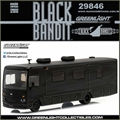 BLACK BANDIT - 2016 Fleetwood Bounder - Greenlight - 1/64