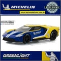 2017 - Ford GT Michelin - Greenlight - 1/64