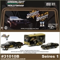 Smokey and the Bandit - 1980 Pontiac TRANS AM - Greenlight - 1/64
