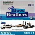 Blues Brothers - 1974 Dodge Monaco BLUESMOBILE - Greenlight - 1/64