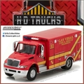 International DuraStar Ambulance - Greenlight - 1/64
