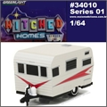 1959 - SIESTA Travel Trailer - Greenlight - 1/64