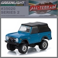 1975 - Ford BRONCO - Greenlight - 1/64