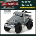 1941 - Military 1/2 ton 4x4 - Greenlight - 1/64