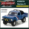 1970 - Ford F-100 Racing - Greenlight - 1/64