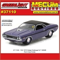 1970 - Dodge Challenger R/T Hemi - Greenlight Mecum Auctions - 1/64