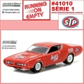 1971 - Dodge CHARGER STP - Greenlight - 1/64