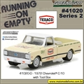 1972 - Chevrolet C-10 with Tool Box - Greenlight - 1/64