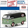 1979 - VW Kombi Texaco - Greenlight - 1/64