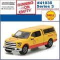 2016 - Ford F-150 with Camper SHELL - Greenlight - 1/64
