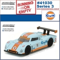 GRAND-AM Daytona Prototype GULF - Greenlight - 1/64