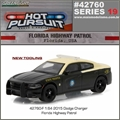 HP 19 - 2015 Dodge Charger FLORIDA Highway Patrol - Greenlight - 1/64