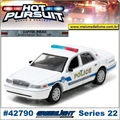 HP 22 - 2011 Ford Crown Victoria Police - Greenlight - 1/64