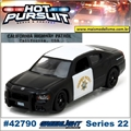 HP 22 - 2008 Dodge Charger Police - Greenlight - 1/64