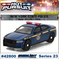 HP 23 - 2016 Dodge Charger New York Police - Greenlight - 1/64