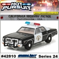 HP 24 - 1975 Dodge Coronet California Highway Police - Greenlight - 1/64
