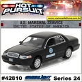 HP 24 - 2008 Ford Crown Victoria Police - Greenlight - 1/64