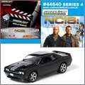GL HOLLYWOOD  4 - SAMS 2009 Dodge Challenger - Greenlight - 1/64