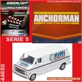 GL HOLLYWOOD  5 - Dodge Van KVWN - Greenlight - 1/64
