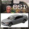 GL HOLLYWOOD  6 - 2011 Dodge Charger CSI - Greenlight - 1/64