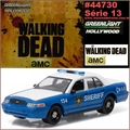 GL HOLLYWOOD 13 - Ford Crown Victoria Police - Greenlight - 1/64