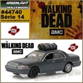 GL HOLLYWOOD 14 - 2001 Ford Crown Victoria - Greenlight - 1/64