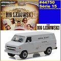 GL HOLLYWOOD 15 - 1985 Chevrolet G-20 Van - Greenlight - 1/64